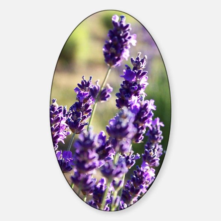lavendars Decal