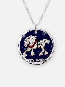happyholidaysdrafttd Necklace