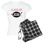 Class of 2026 (butterfly) Women's Light Pajamas