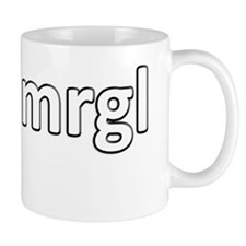 mrgl white Mug
