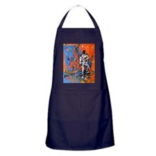 Abstract Epee2 Apron (dark)