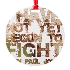John Paul Jones 2 Ornament
