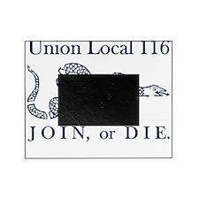 unionlocal116navyonwhite Picture Frame
