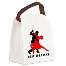 Rule the floor Canvas Lunch Bag