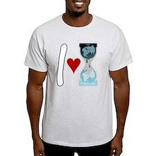 i heart wikileaks2white T-Shirt