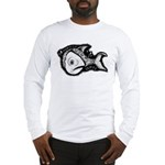 Jesse's Tree Fish Long Sleeve T-Shirt