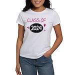 Class of 2024 (butterfly) Women's T-Shirt