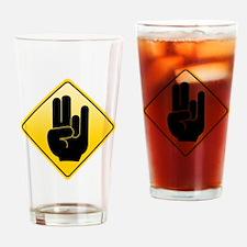 shockerzone Drinking Glass