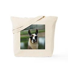 llama1_btn Tote Bag
