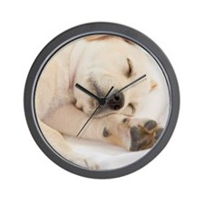 LabPuppy-20 Wall Clock