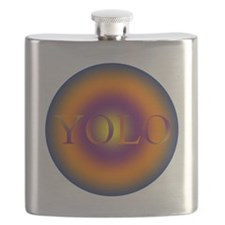 you only live once YOLO Flask