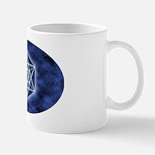 Sirius 5x3oval_sticker Mug