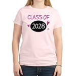 Class of 2028 (butterfly) Women's Light T-Shirt