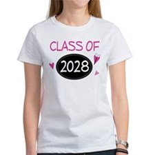 Class of 2028 (butterfly) Tee
