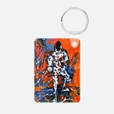 Abstract Epee_4 Keychains