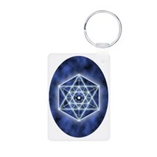 Sirius ornament_oval Keychains