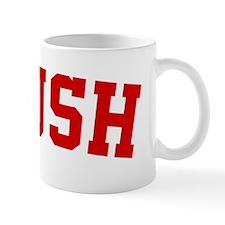 Smush BB Red Mug