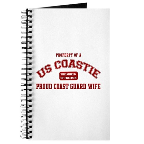 Property of a US Coastie: Coast Guard Wife Journal
