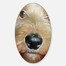 Squishy Nose : Dog Nose Art Bumper Stickers Car Stickers, Decals, & More