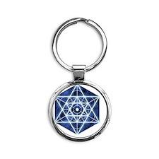Sirius 10x10_apparel Round Keychain