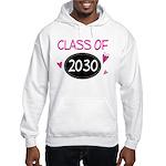 Class of 2030 (butterfly) Hooded Sweatshirt