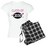 Class of 2030 (butterfly) Women's Light Pajamas