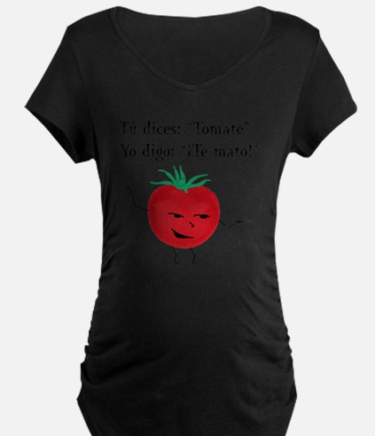Tomate tomato 6 inch final  T-Shirt