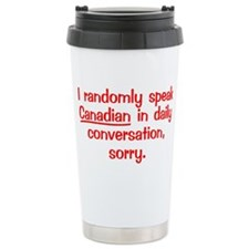 Canadian4 Travel Mug