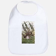 Giant Squid vs. Pirates color Bib