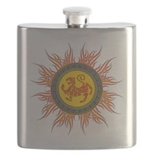 SHOTOKAN TIGER Flask