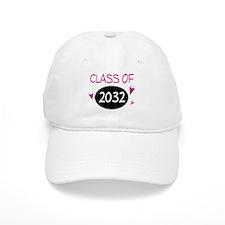 Class of 2032 (butterfly) Baseball Cap