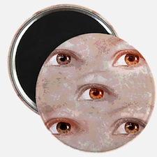 eyesbrown Magnet