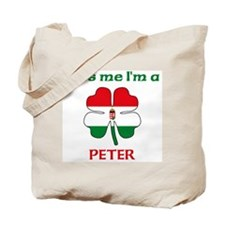 Peter Family Tote Bag