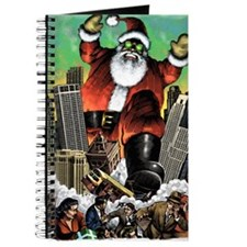 santzilla Journal
