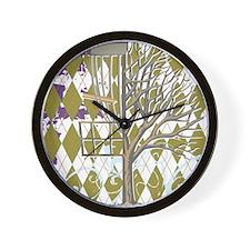 DG_SANILAC_03 Wall Clock