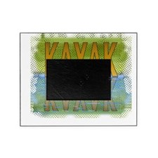 kayakreflectf Picture Frame