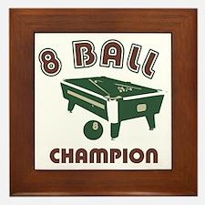 8ballchamp Framed Tile