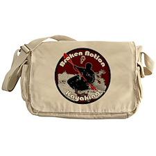 bnkayakred Messenger Bag