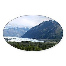 Matanuska Glacier Decal