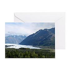 Matanuska Glacier Greeting Card