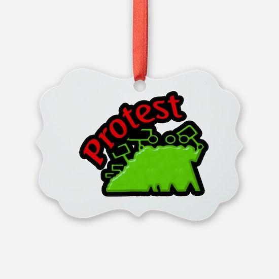 protest Ornament