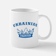 Ukrainian Princess Mug