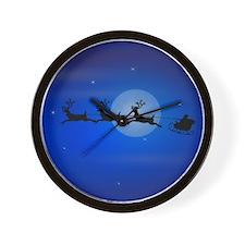 orn2 Wall Clock