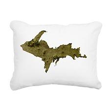 Balsam_Fir_001.gif Rectangular Canvas Pillow