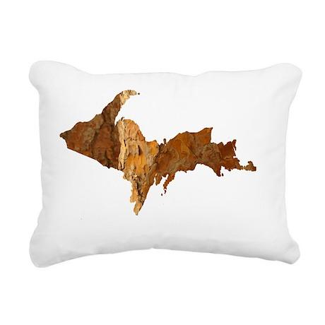 Red_Pine_001.gif Rectangular Canvas Pillow