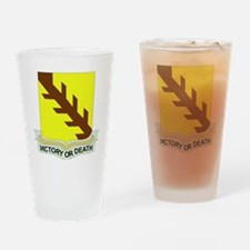 32ND CAVALRY RGT Drinking Glass