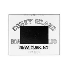 CONEY ISLAND board dark Picture Frame