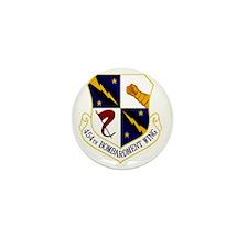 454th Bomb Wing Mini Button