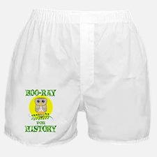 OWLHISTORY Boxer Shorts