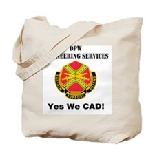 yes I cad! Tote Bag